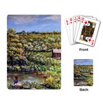 Tenant House in Summer by Ave Hurley - Playing Cards Single Design