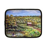 Tenant House in Summer by Ave Hurley - Netbook Case (Small)