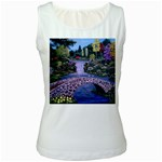 My Garden By Ave Hurley Ah 001 163 Original 1 45mg Women s Tank Top