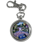 My Garden By Ave Hurley Ah 001 163 Original 1 45mg Key Chain Watch