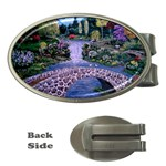 My Garden By Ave Hurley Ah 001 163 Original 1 45mg Money Clip (Oval)