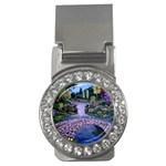 My Garden By Ave Hurley Ah 001 163 Original 1 45mg Money Clip (CZ)