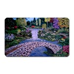 My Garden By Ave Hurley Ah 001 163 Original 1 45mg Magnet (Rectangular)