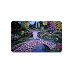 My Garden By Ave Hurley Ah 001 163 Original 1 45mg Magnet (Name Card)
