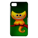 Smilling Cat And Tree BlackBerry 10 Dev Alpha A (Z10) Hardshell Case