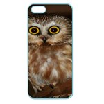 Owl Looking Forward Apple Seamless iPhone 5 Case (Color)