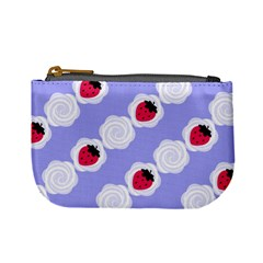 Cake Top Blueberry Mini Coin Purse by strawberrymilk