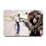 Eskimo Scene Small Doormat