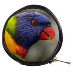 Lorikeet, Rainbow Mini Makeup Bag