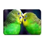 Kiss And Love Lovebird Small Doormat