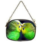 Kiss And Love Lovebird Chain Purse (Two Sides)