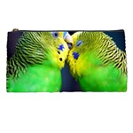 Kiss And Love Lovebird Pencil Case
