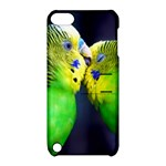 Kiss And Love Lovebird Apple iPod Touch 5 Hardshell Case with Stand