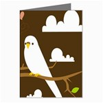 Keep Calm And Love On Greeting Cards (Pkg of 8)
