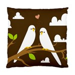 Keep Calm And Love On Cushion Case (Two Sides)
