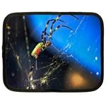 Joro Spider Netbook Case (Large)