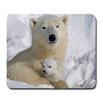 In Moms Arm Mothers Love Large Mousepad