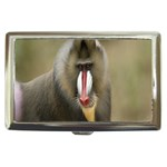 Mandrill Monkey Cigarette Money Case