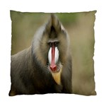 Mandrill Monkey Cushion Case (One Side)