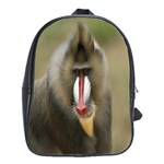 Mandrill Monkey School Bag (Large)