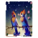 Peaceful And Love Birds Apple iPad 3/4 Hardshell Case
