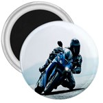Vehicles Motorcycle Racer 3  Magnet