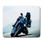 Vehicles Motorcycle Racer Large Mousepad