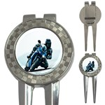 Vehicles Motorcycle Racer 3-in-1 Golf Divot