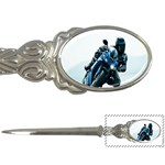 Vehicles Motorcycle Racer Letter Opener