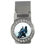 Vehicles Motorcycle Racer Money Clip (CZ)