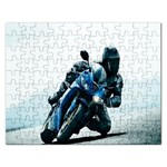 Vehicles Motorcycle Racer Jigsaw Puzzle (Rectangular)