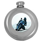 Vehicles Motorcycle Racer Hip Flask (5 oz)