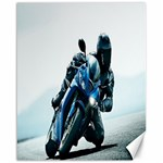 Vehicles Motorcycle Racer Canvas 16  x 20