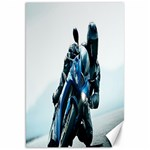 Vehicles Motorcycle Racer Canvas 20  x 30