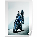 Vehicles Motorcycle Racer Canvas 36  x 48