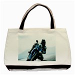 Vehicles Motorcycle Racer Classic Tote Bag (Two Sides)