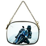 Vehicles Motorcycle Racer Chain Purse (One Side)