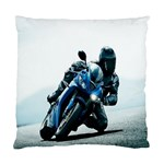 Vehicles Motorcycle Racer Cushion Case (One Side)