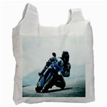 Vehicles Motorcycle Racer Recycle Bag (One Side)