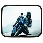 Vehicles Motorcycle Racer Netbook Case (XXL)