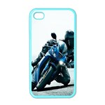 Vehicles Motorcycle Racer Apple iPhone 4 Case (Color)