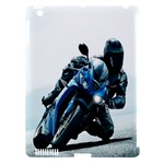 Vehicles Motorcycle Racer Apple iPad 3/4 Hardshell Case (Compatible with Smart Cover)