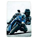 Vehicles Motorcycle Racer Removable Flap Cover (Small)