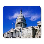 Usa White House Large Mousepad