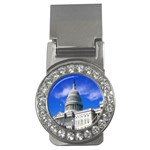 Usa White House Money Clip (CZ)