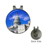 Usa White House Golf Ball Marker Hat Clip