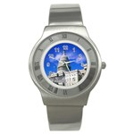 Usa White House Stainless Steel Watch