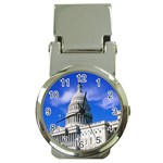 Usa White House Money Clip Watch
