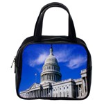 Usa White House Classic Handbag (One Side)