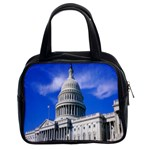 Usa White House Classic Handbag (Two Sides)